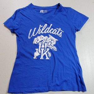 (S/CH (4-6)) Kentucky Wildcats Shirt